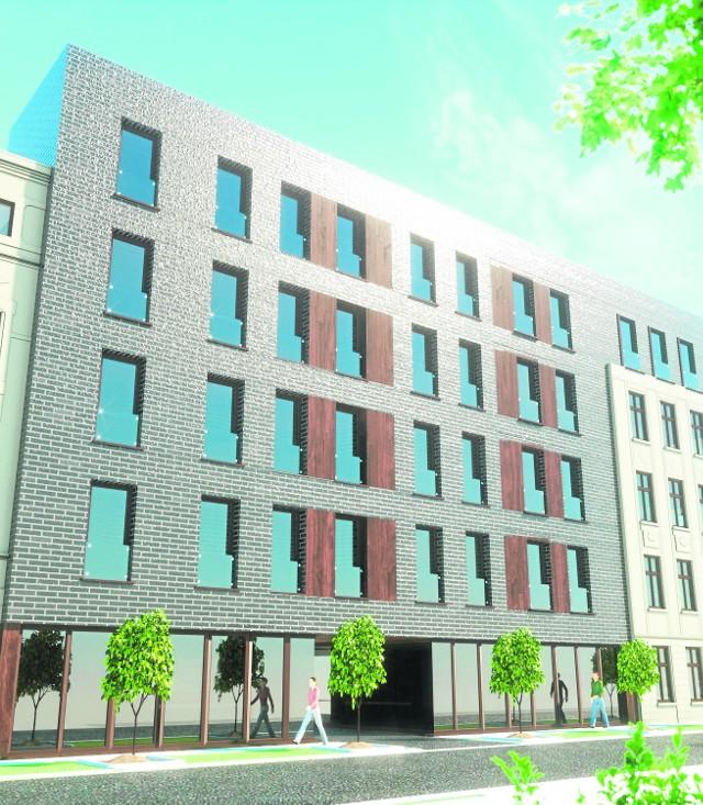 Mieszkania na wynajem powstaną w budynku  przy ulicy Składowej 38/40. Remont obecnej kamienicy i jej modernizacja zakończy się w na początku 2018 r.