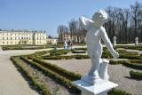 Nowe rzeźby w Ogrodzie Branickich w Białymstoku. Zobaczcie, jak wyglądają [ZDJĘCIA]
