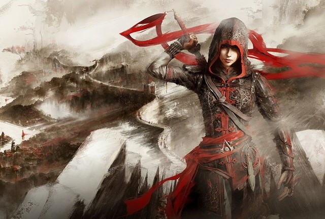 Assaassin's Creed Chronicles: ChinaAssaassin's Creed Chronicles: China