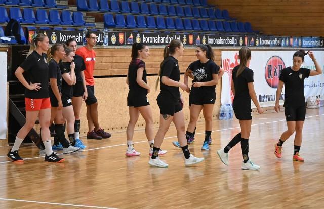Suzuki Korona Handball Kielce o awans do PGNiG Superligi zagra jeden mecz z Karkonoszami Jelenia Góra.