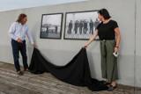 Na terenie Mariny Sopot zawieszono fotopomniki Macieja Kosycarza oraz Zbigniewa Kosycarza