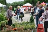 Park Śląski: Wystawa kwiatów przed halą Kapelusz [ZOBACZ ZDJĘCIA]