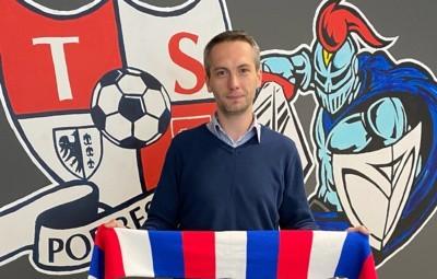 Łukasz Piworowicz został dyrektorem sportowym Podbeskidzia