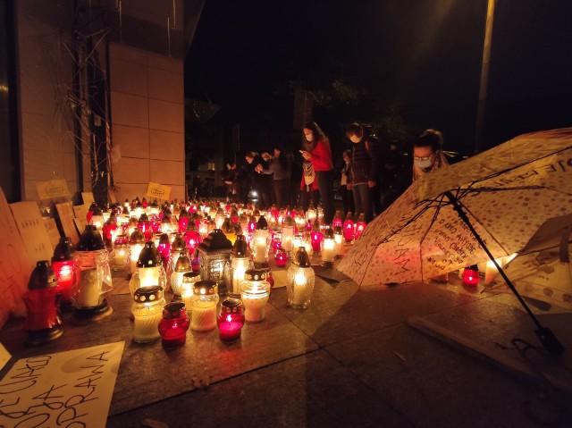 Pogrzeb Praw Kobiet w Białymstoku