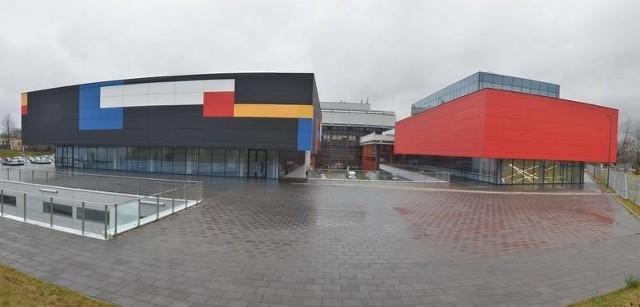 Siedziba ASP w Łodzi