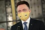 Sondaż wyborczy. Polska 2050 Szymona Hołowni przegrywa zaledwie 7 punktami ze Zjednoczoną Prawicą