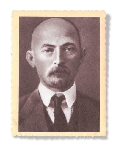 """Feliks Edmundowicz Dzierżyński - dla jednych, współczesnych: """"Żelazny Feliks"""", dla innych: """"Czerwony kat""""."""