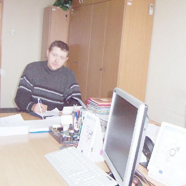 Jacek Balcerzak, mieszkaniec Gąsawy: - Chciałbym założyć firmę usługową, która zajmowałaby się wszystkim, co związane z elektryką. W urzędzie pracy złożyłem wniosek o dofinansowanie.