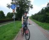 Małopolska zachodnia. Na Wiślanej Trasie Rowerowej w Oświęcimiu i Jankowicach specjalne czujniki liczą  miłośników jednośladów [ZDJĘCIA]