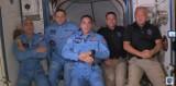 Rakieta Falcon 9 doleciała do Międzynarodowej Stacji Kosmicznej. To historyczny moment. Astronauci weszli na pokład Stacji