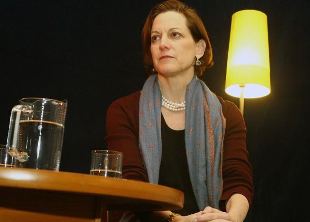 Grupa Bilderberg 2015. W spotkaniu bierze udział m.in. Anne Applebaum, dziennikarka, a prywatnie - żona Radosława Sikorskiego