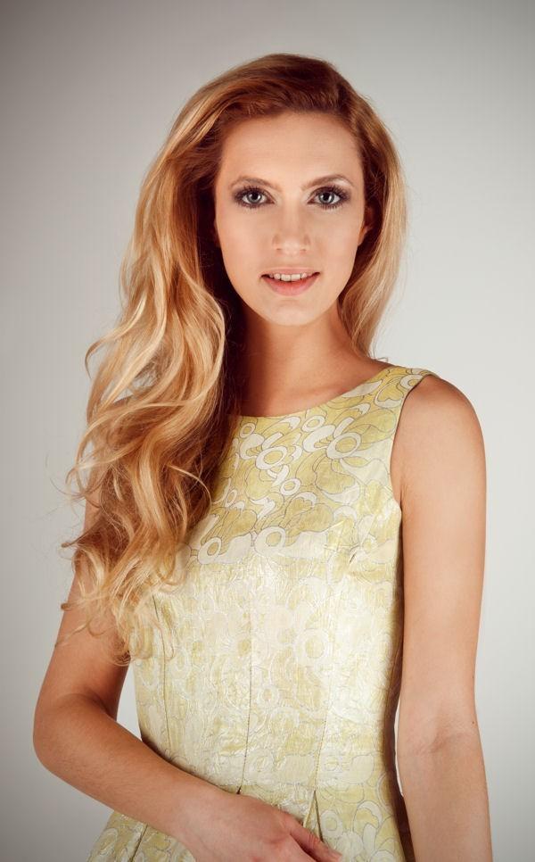 Anna Miller zdobyła tytuł Miss Polonia Studentek Łodzi 2013 i drugiej wicemiss Polonia Województwa Łódzkiego