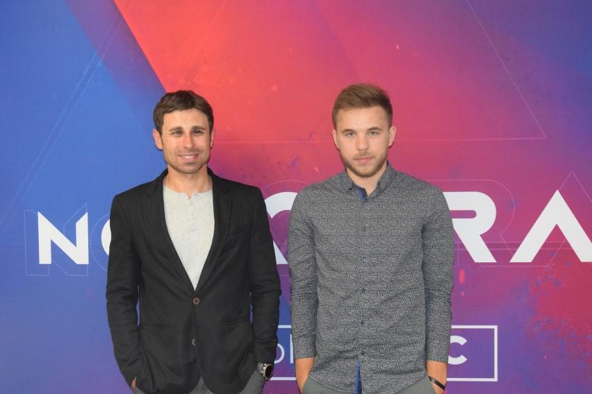 """Radosław Soperczak (z lewej) i Mateusz Gajdas (z prawej) to na razie """"twarze"""" projektu pod nazwą """"Nowa Odra""""."""