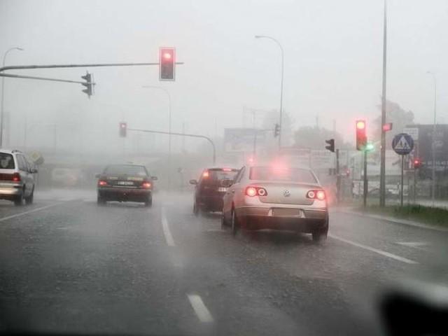 Tak wyglądały ulice Białegostoku w czasie ostatniej większej burzy