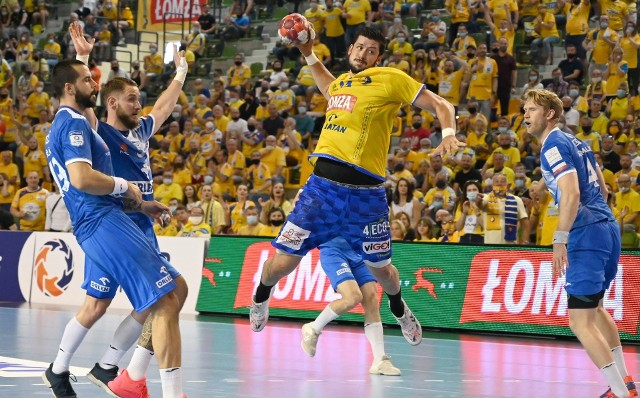 Ostatni mecz sezonu Łomża Vive Kielce rozegra w Płocku.