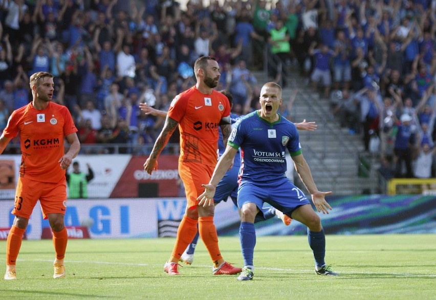 Henrik Ojamaa czeka jeszcze na pierwszego gola