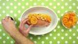 Świąteczna szynka w mandarynkach, czyli jak szybko zorganizować wykwintną kolację