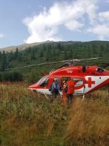Niżne Tatry Słowackie. Piorun raził czterech turystów [ZDJĘCIA]