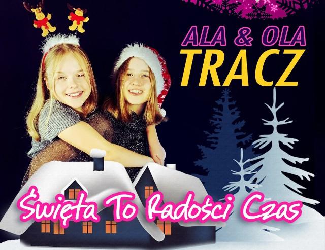 """Ala i Ola Tracz śpiewają razem """"Święta to radości czas"""""""