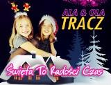 """Ala Tracz z Eurowizji Junior z siostrą Olą zapowiadają Boże Narodzenie pastorałką """"Święta to radości czas"""""""