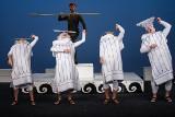 """Tarnów. Muzyka, piosenki i duża dawka humoru mają się stać atutami spektaklu """"Mity greckie"""" [ZDJĘCIA]"""