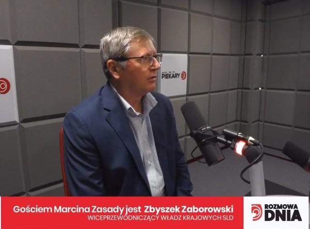 Zbyszek Zaborowski Gościem Dnia