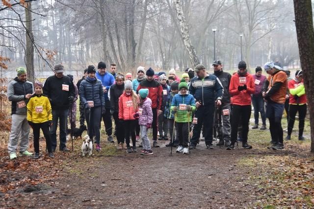 Bieg po zdrowie na Dotyku Jury w Myszkowie
