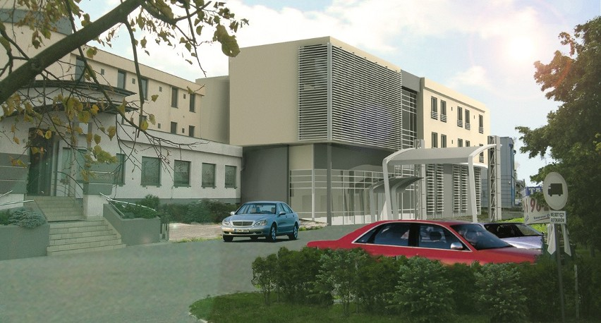 Nowe inwestycje w Białymstoku - Hotel 3 Trio