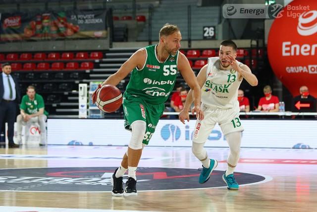 Koszykarze Enei Zastalu BC Zielona Góra wygrali ze Śląskiem Wrocław drugi mecz półfinału play off Energa Basket Ligi.