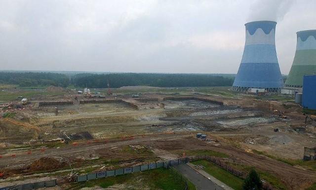 380 tys. m. sześć betonu dostarczą Górażdże i JD do prac betonowych przy rozbudowie EO.