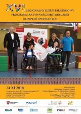 W sobotę w Poznaniu w SP 72 przy ul. Newtona Wielkopolski Dzień Treningowy Programu Aktywności Motorycznej Olimpiad Specjalnych