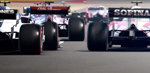 Mamy wideo z gry F1 2020. Wygląda jak transmisja wyścigu!
