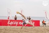 Ekipa KP Rapid Lublin walczyła w Gdańsku w turnieju ekstraklasy beach soccera. Zobacz zdjęcia