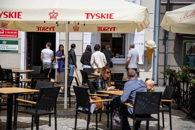 W sobotę w Białymstoku było widać, że życie towarzyskie powraca