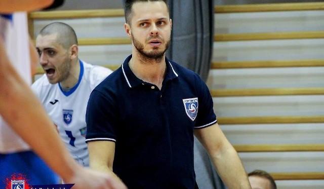 Mateusz Grabda, został drugim trenerem siatkarskiej reprezentacji Polski juniorów.