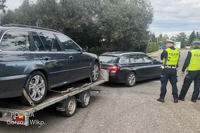 Policjanci kontrolowali kierowców i pojazdy, które wzięły udział w zlocie.