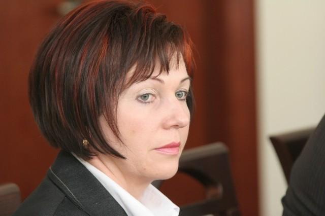 Starosta Dorota Gromowska