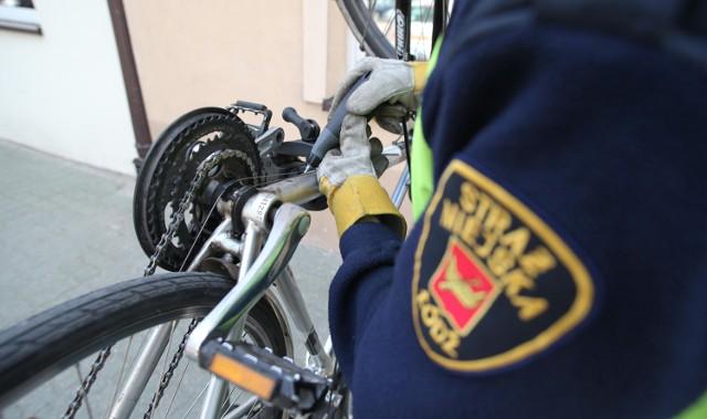 Poznań City Center: Bezpłatne znakowanie rowerów/ zdjęcie ilustracyjne