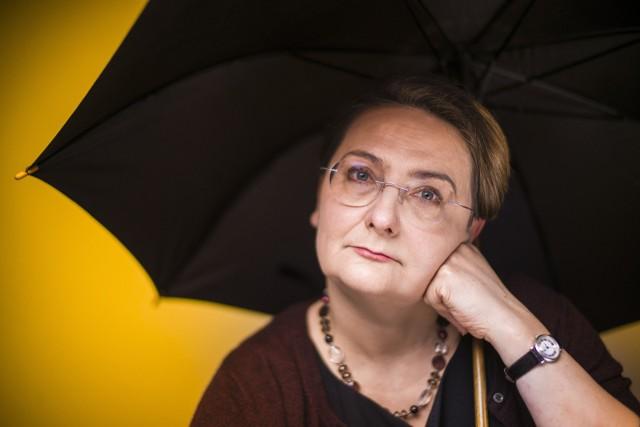 Joanna Jaśkowiak nie ukrywa swoich ambicji politycznych.