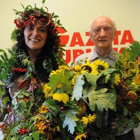 Pani Jesień, czyli Barbara Bartusz