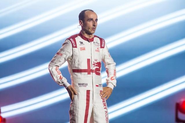 Robert Kubica jest kierowcą Alfa Romeo Racing Orlen