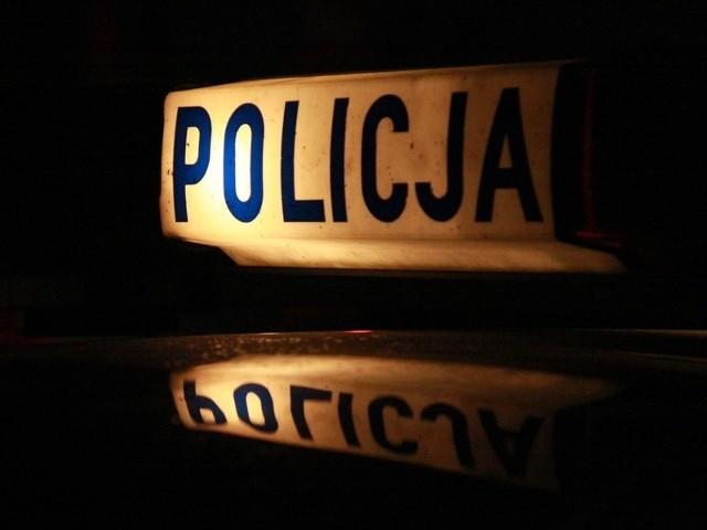 17-latek zaatakował nożem policjantów w Otyniu.