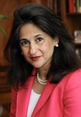 Nemat Shafik - Ekonomistka od gaszenia pożarów