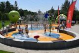 Dwa wodne place zabaw w Katowicach zostaną otwarte 1 lipca. Trzeci trzeba najpierw naprawić, bo został uszkodzony w trakcie nawałnic