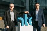 Premier Mateusz Morawiecki rozmawiał w Gdańsku z szefem Intela