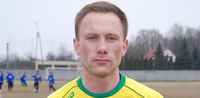 Przemysław Kupczyk został nowym graczem trzecioligowej Wiernej Małogoszcz.