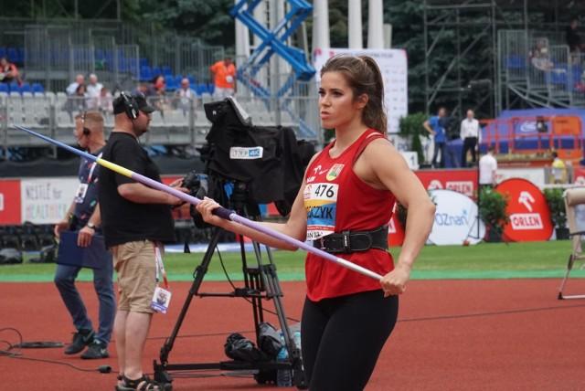 Maria Andrejczyk z Hańczy Suwałki w Poznaniu po raz czwarty została mistrzynią Polski