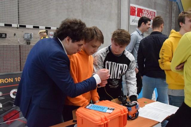 Targi pracy i edukacji zorganizowano w Międzyrzeczu.