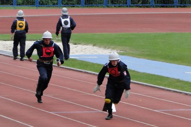Teraz strażacy szykują się na olimpiadę we Francji.
