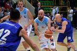 I liga koszykówki. KSK Noteć Inowrocław - Polfarmex Kutno